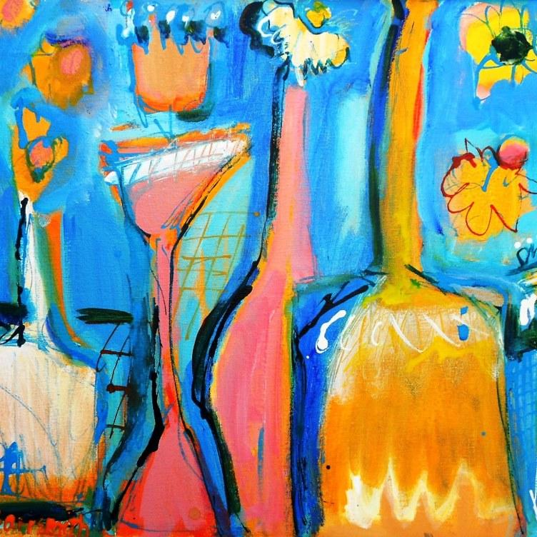 pots&flowersonblue