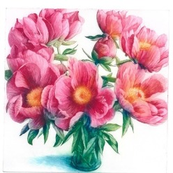 Enthoven Pink Peonies