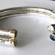 004: Gemini bangles, £500