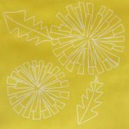 005: Dandelions (linoprint), 22 x 22cm, £70