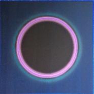 004: Quasar IX unique (silkscreen on handmade paper), 40 x 40cm, framed, £380
